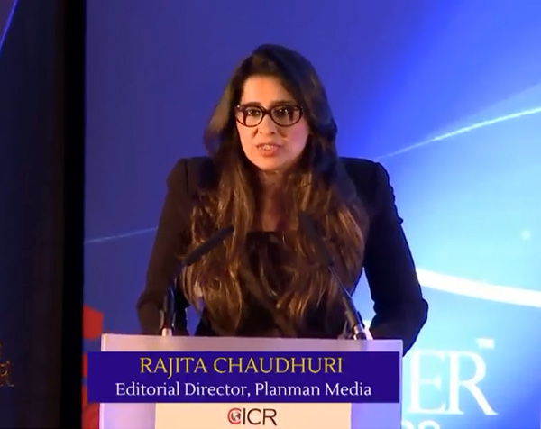 'Rajita @ Power Brands London'