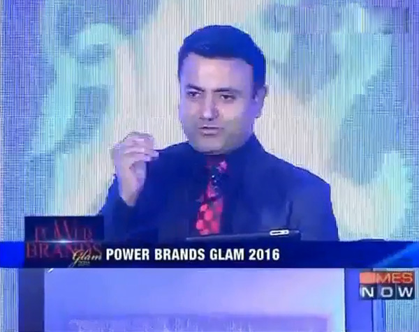 Power Brands Glam 2016 Launch of 4Ps